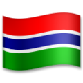 Gambia on LG G5