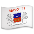 Mayotte on LG G5