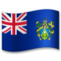 Pitcairn Islands on LG G5