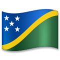 Solomon Islands on LG G5