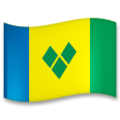 St. Vincent & Grenadines on LG G5