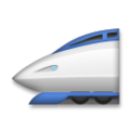 High-Speed Train on LG G5