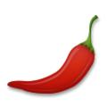 Hot Pepper on LG G5