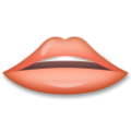 Lips on LG G5