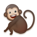 Monkey on LG G5