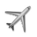 Northeast-Pointing Airplane on LG G5