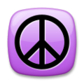 Peace Symbol on LG G5