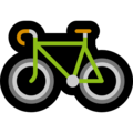Bicycle on Microsoft Windows 10 Fall Creators Update