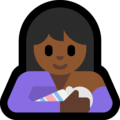 Breast-Feeding: Medium-Dark Skin Tone on Microsoft Windows 10 Fall Creators Update