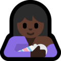 Breast-Feeding: Dark Skin Tone on Microsoft Windows 10 Fall Creators Update