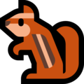 Chipmunk on Microsoft Windows 10 Fall Creators Update