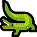 Crocodile on Microsoft Windows 10 Fall Creators Update
