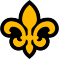 Fleur-De-Lis on Microsoft Windows 10 Fall Creators Update