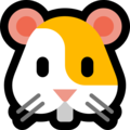 Hamster Face on Microsoft Windows 10 Fall Creators Update