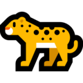Leopard on Microsoft Windows 10 Fall Creators Update