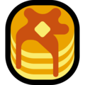 Pancakes on Microsoft Windows 10 Fall Creators Update