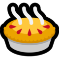 Pie on Microsoft Windows 10 Fall Creators Update
