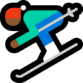 Skier, Type-5 on Microsoft Windows 10 Fall Creators Update