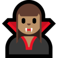 Woman Vampire: Medium Skin Tone on Microsoft Windows 10 Fall Creators Update