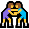 Women Wrestling on Microsoft Windows 10 Fall Creators Update