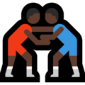 Wrestlers, Type-6 on Microsoft Windows 10 Fall Creators Update
