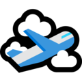 Airplane Departure on Microsoft Windows 10 April 2018 Update