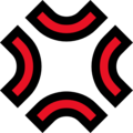 Anger Symbol on Microsoft Windows 10 April 2018 Update