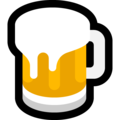 Beer Mug on Microsoft Windows 10 April 2018 Update