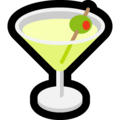 Cocktail Glass on Microsoft Windows 10 April 2018 Update