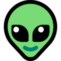 Alien on Microsoft Windows 10 April 2018 Update