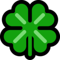 Four Leaf Clover on Microsoft Windows 10 April 2018 Update
