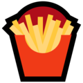 French Fries on Microsoft Windows 10 April 2018 Update