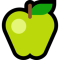 Green Apple on Microsoft Windows 10 April 2018 Update