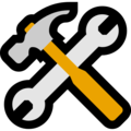 Hammer and Wrench on Microsoft Windows 10 April 2018 Update