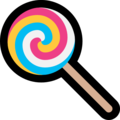 Lollipop on Microsoft Windows 10 April 2018 Update