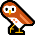 Owl on Microsoft Windows 10 April 2018 Update