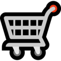 Shopping Cart on Microsoft Windows 10 April 2018 Update