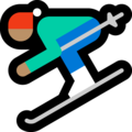 Skier, Type-4 on Microsoft Windows 10 April 2018 Update