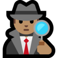 Detective: Medium Skin Tone on Microsoft Windows 10 April 2018 Update
