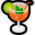 Tropical Drink on Microsoft Windows 10 April 2018 Update
