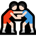 Wrestlers, Type-1-2 on Microsoft Windows 10 April 2018 Update