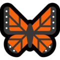 Butterfly on Microsoft Windows 10 Creators Update