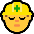 Construction Worker on Microsoft Windows 10 Creators Update