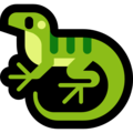 Lizard on Microsoft Windows 10 Creators Update