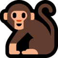 Monkey on Microsoft Windows 10 Creators Update
