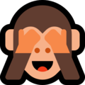 See-No-Evil Monkey on Microsoft Windows 10 Creators Update