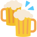 Clinking Beer Mugs on Mozilla Firefox OS 2.5