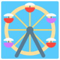 Ferris Wheel on Mozilla Firefox OS 2.5