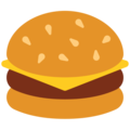 Hamburger on Mozilla Firefox OS 2.5