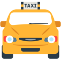 Oncoming Taxi on Mozilla Firefox OS 2.5